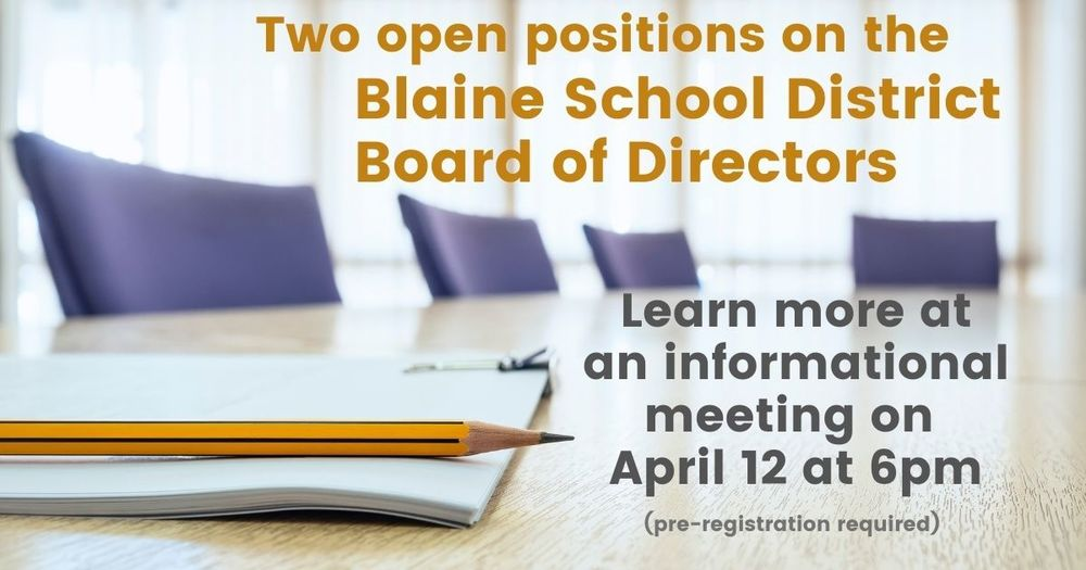 Open School Board Positions