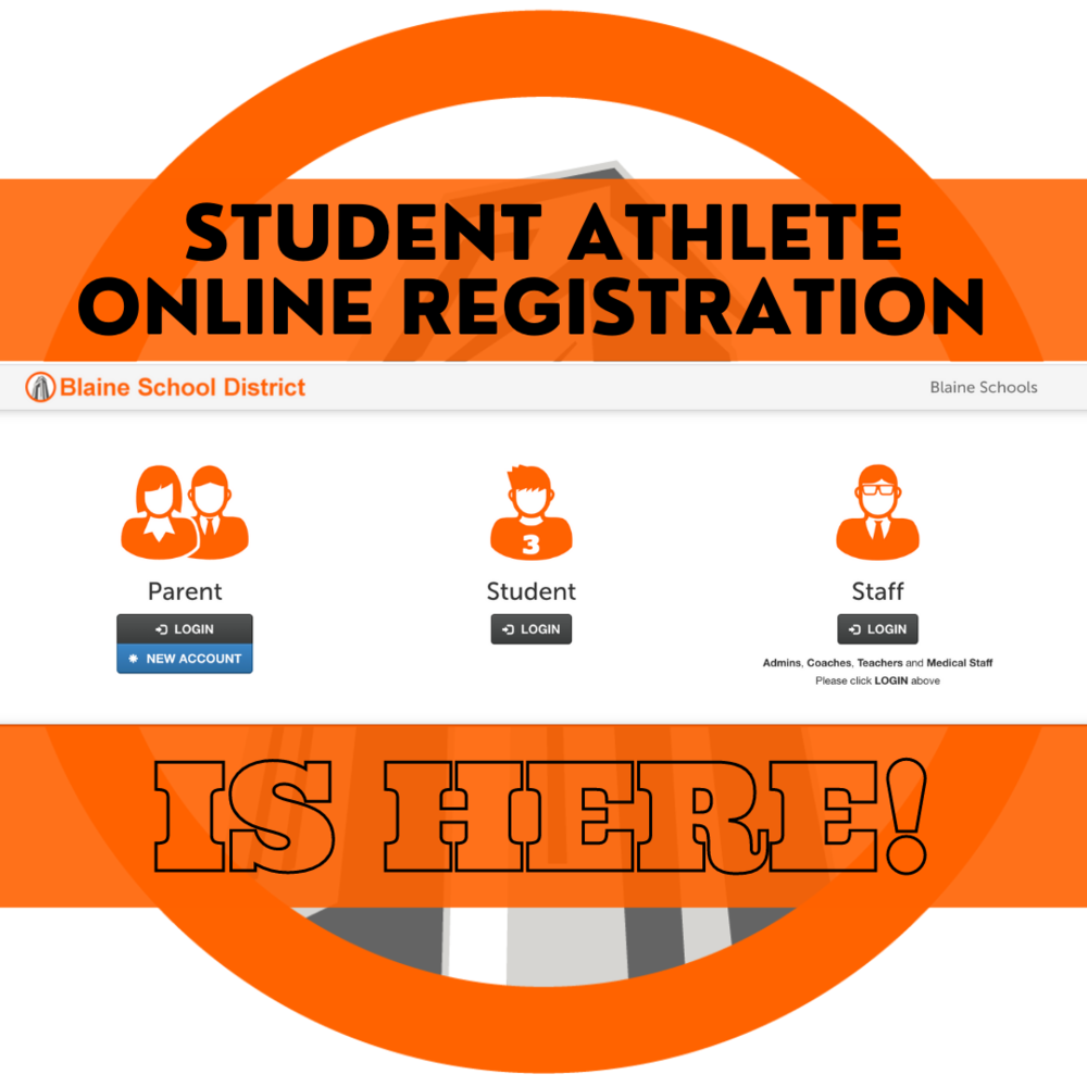 Student Athlete Online Registration