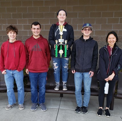 BHS Knowledge Bowl Team Takes 3rd Place at State