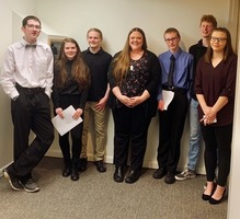Biology Students Present Research to City Council