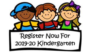 Did you miss Kindergarten Registration? You have another chance!