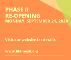 Phase II Re-Opening