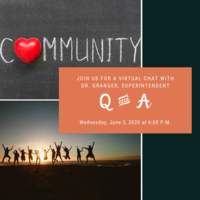 Community Q & A Wednesday, June 3, 2020