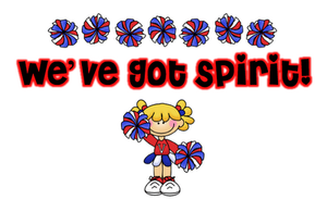 BES Spirit Week is Coming!