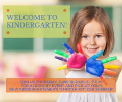 Letter to New Kindergarten Families
