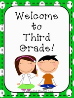 2nd to 3rd Grade Transition Night