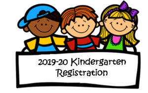 2019-2020 Kindergarten Registration Opens on March 14