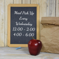 Meal Pick Up Begins 1st Day of School
