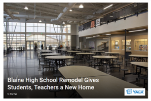 BHS Remodel Article by Class of 2009 Graduate