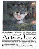 23rd Annual Arts & Jazz