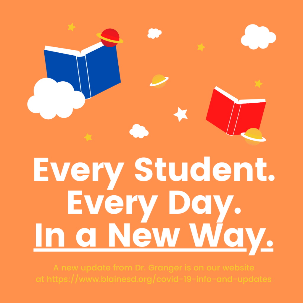 Every Student. Every Day. In a New Way.