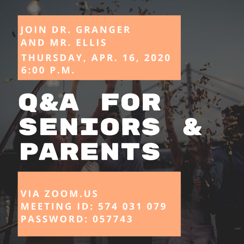 Q&A for Seniors