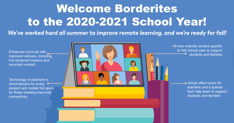 Visit the NEW 2020-2021 School Year section